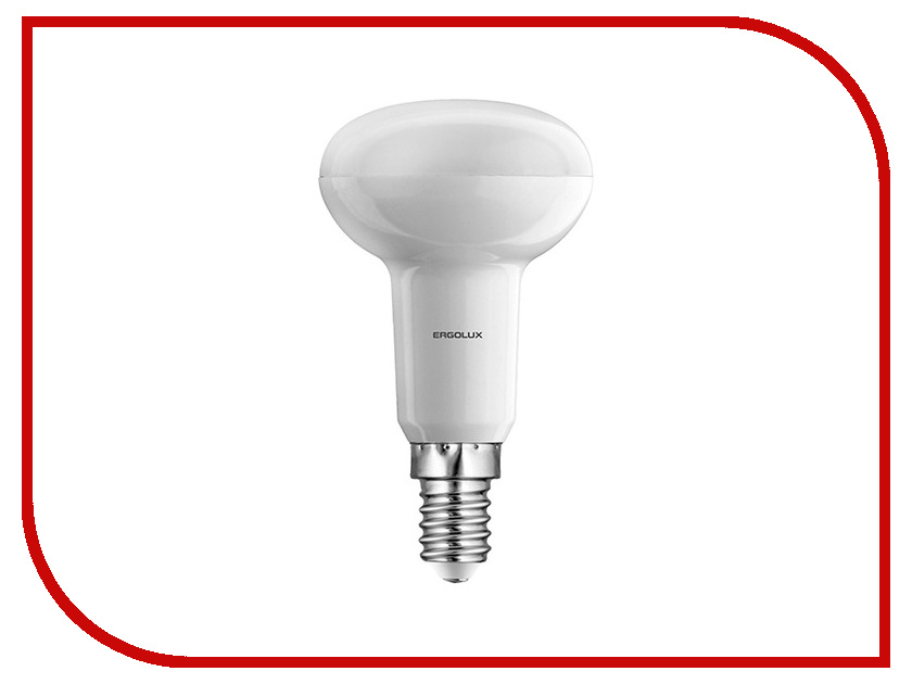 Лампочка Ergolux Рефлектор LED-R50-5.5W-E14-4K 12153<br>