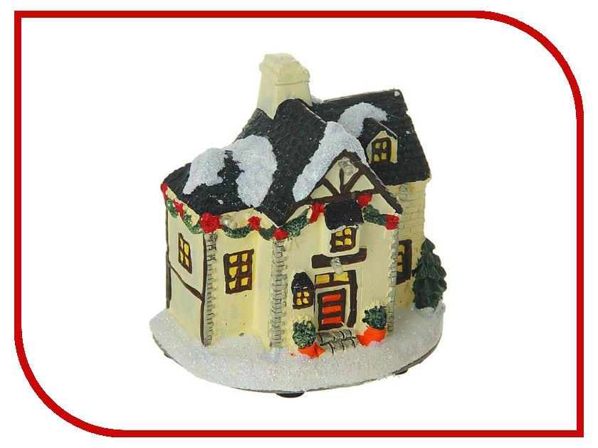 Новогодний сувенир Luazon Новогодний домик 1353372