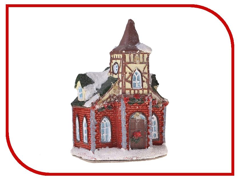 Новогодний сувенир Luazon Новогодний домик 603004<br>