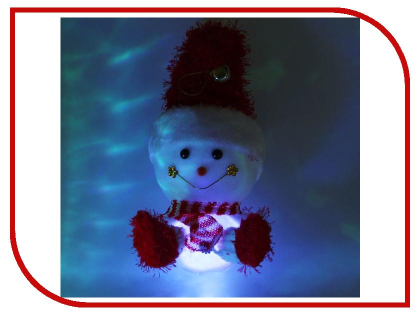 Украшение Luazon Веселый снеговик 603020 гирлянда luazon дождь 2m 6m multicolor 671678