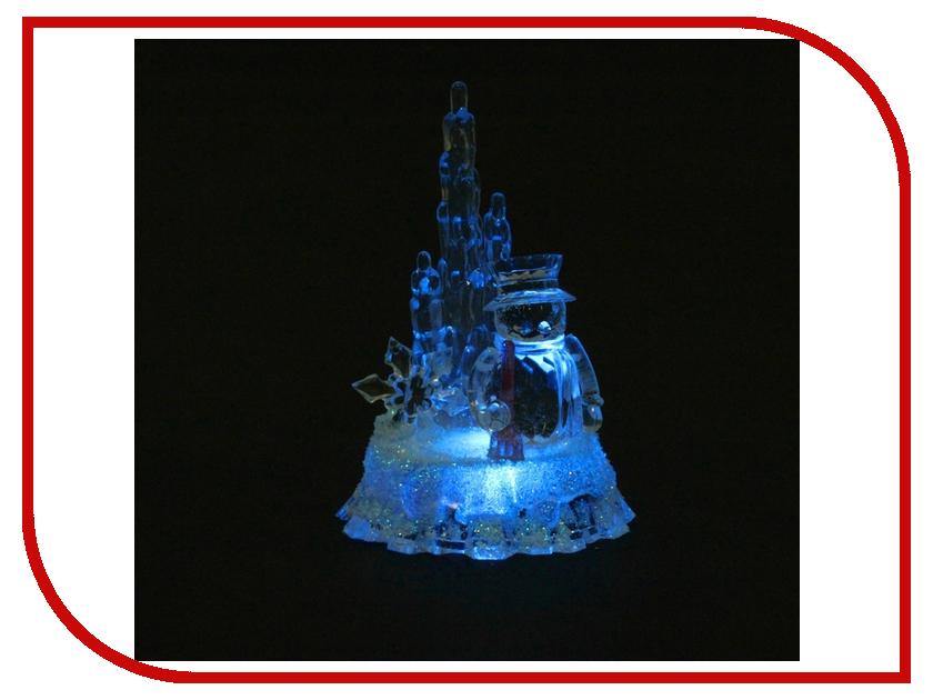 Новогодний сувенир Luazon Снеговик и айсберг 830704<br>