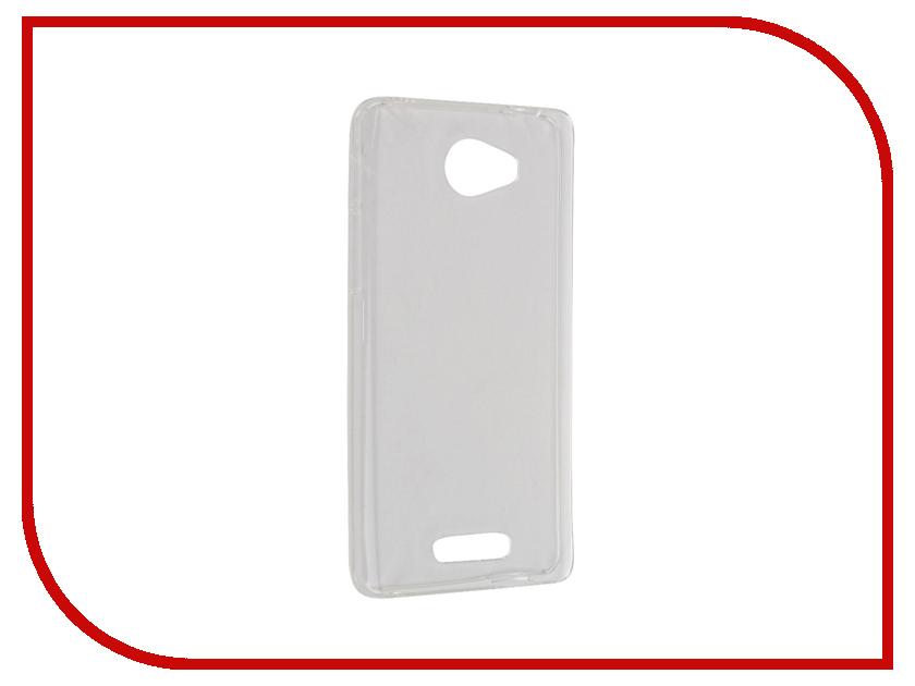 все цены на Аксессуар Чехол Alcatel OT5095 Pop 4S iBox Crystal Transparent онлайн