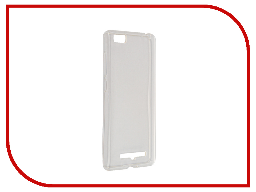 Аксессуар Чехол Xiaomi Mi4c / Mi4i iBox Crystal Transparent<br>