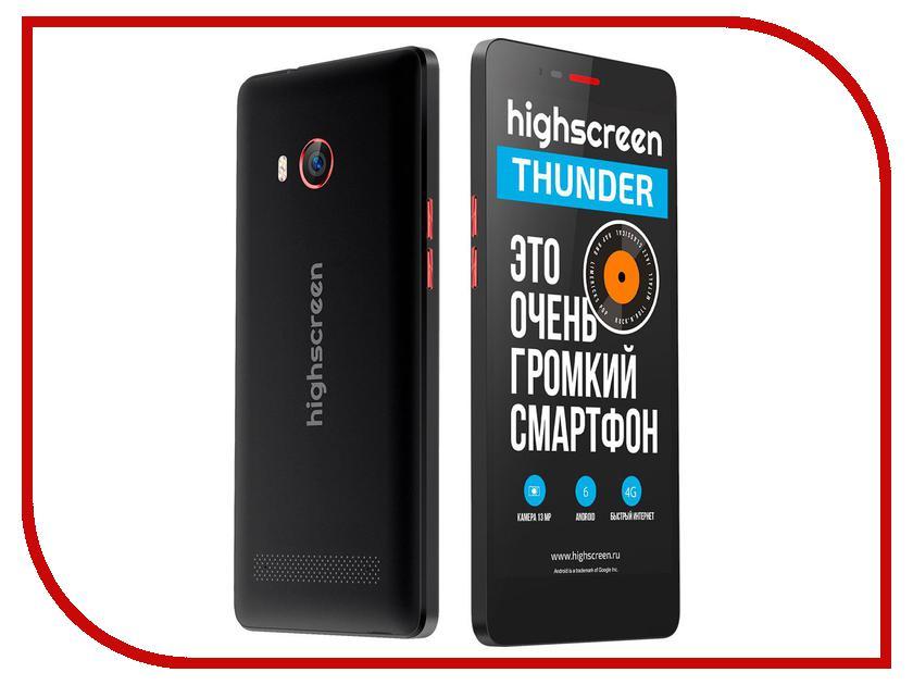 Сотовый телефон Highscreen Thunder<br>