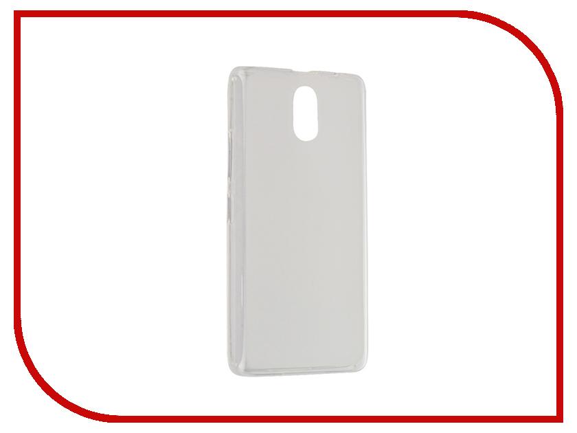 Аксессуар Чехол Lenovo P1m iBox Crystal Transparent Mat<br>