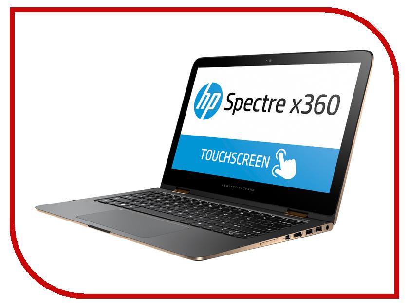 Ноутбук HP Spectre 13x360 13-4106ur X5B60EA Intel Core i7-6500U 2.5 GHz/8192Mb/512Gb SSD/No ODD/Intel HD Graphics/Wi-Fi/Bluetooth/Cam/13.3/2560x1440/Touchscreen/Windows 10 64-bit<br>