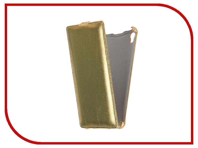 Аксессуар Чехол Sony Xperia XA Ultra Zibelino Classico Gold ZCL-SON-XA-ULT-GLD<br>
