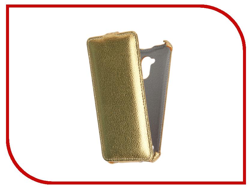 Аксессуар Чехол ZTE Blade V7 Lite Zibelino Classico Gold ZCL-ZTE-V7-GLD
