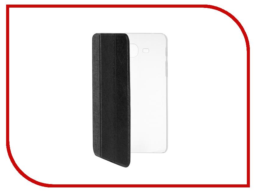 Аксессуар Чехол Samsung Galaxy Tab A 7.0 iBox Premium Black прозрачная задняя крышка