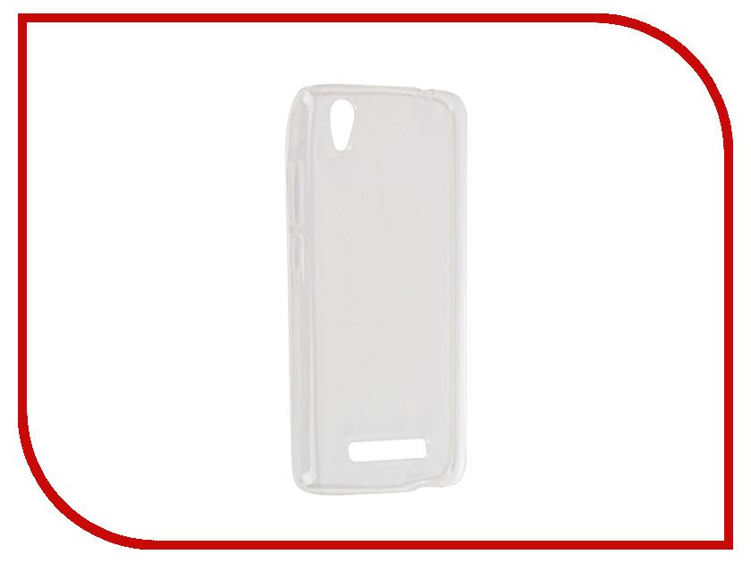 Аксессуар Чехол ZTE Blade X3 iBox Crystal Transparent стоимость