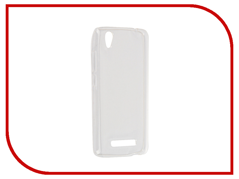 Аксессуар Чехол ZTE Blade X3 iBox Crystal Transparent цена и фото