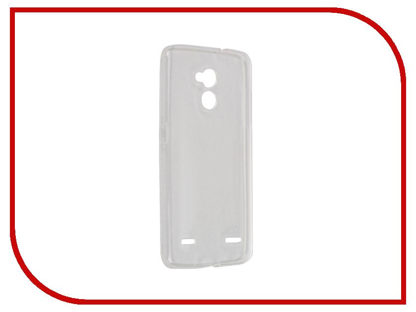 Аксессуар Чехол ZTE Blade V7 Lite iBox Crystal Transparent<br>