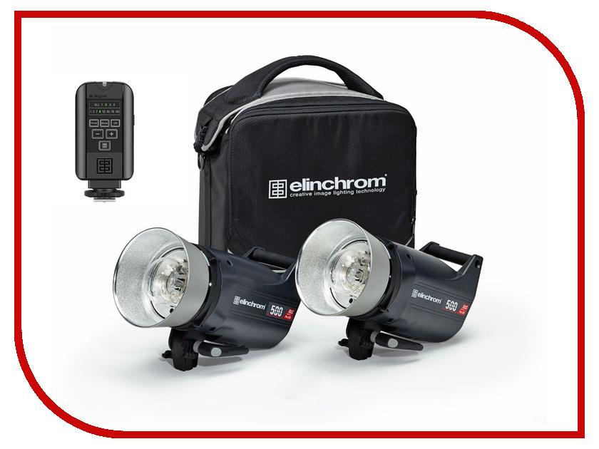 Управление светом Elinchrom ELC Pro HD 500/500 To Go 20677.2