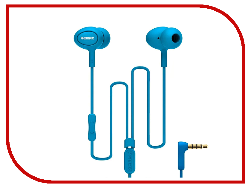 Гарнитура Remax RM-515 Blue