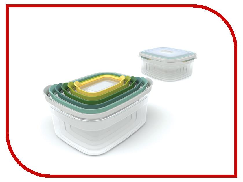 Кухонная принадлежность Joseph Joseph Nest 6 Опал контейнеры для хранения продуктов 81035<br>