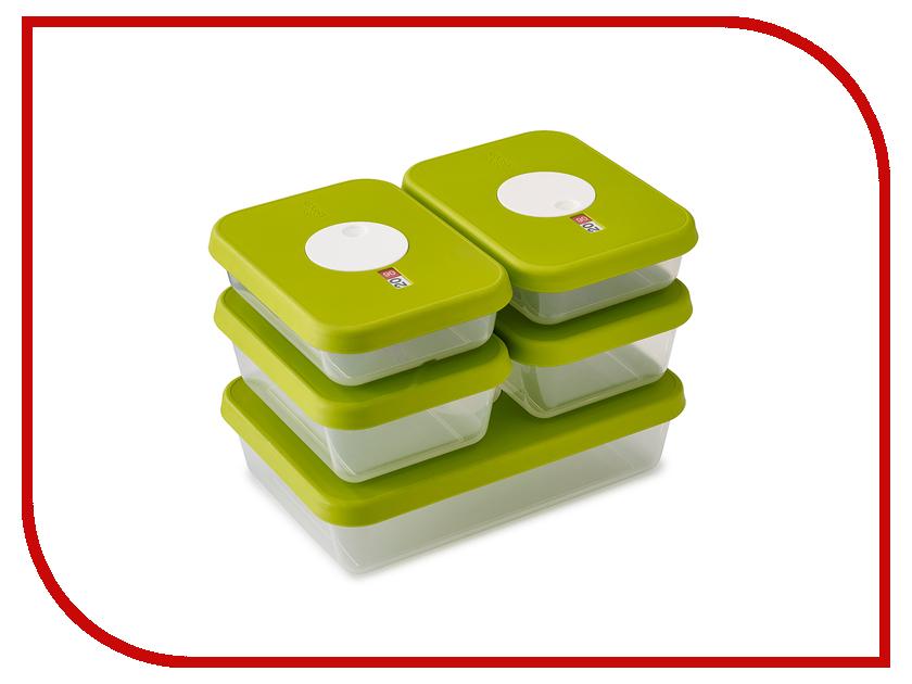 Кухонная принадлежность Joseph Joseph Dial - набор контейнеров для хранения продуктов датируемый 5шт 81042<br>
