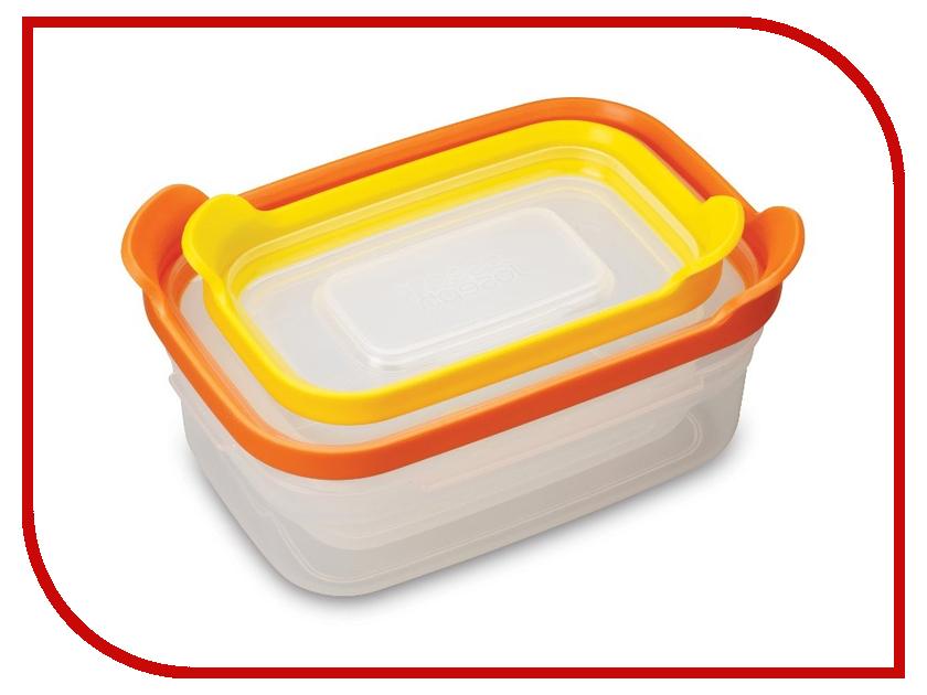 Кухонная принадлежность Joseph Joseph Nest 2 контейнеры для хранения продуктов 81012<br>
