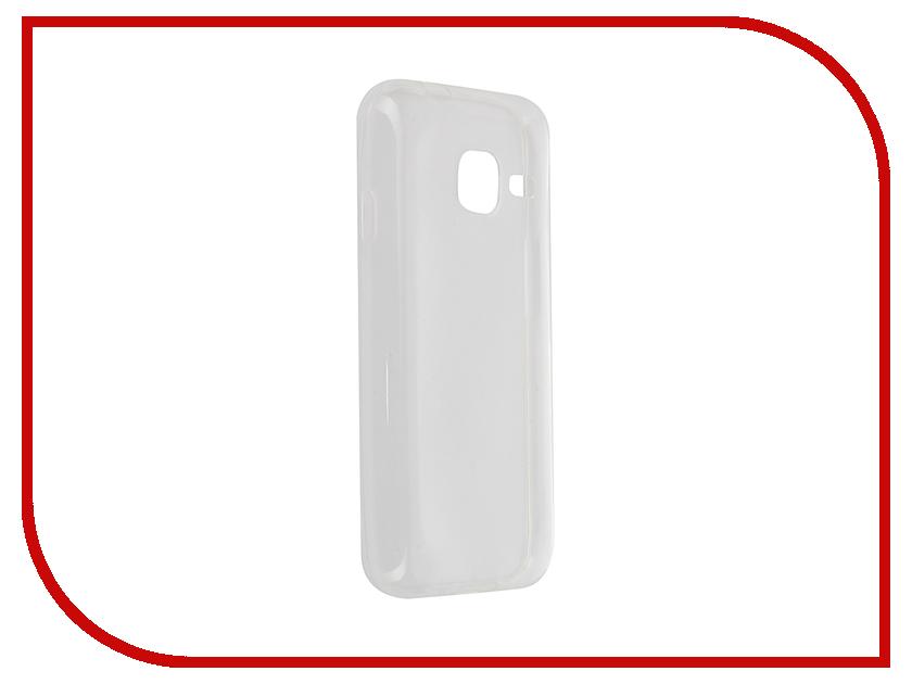 Аксессуар Чехол Samsung Galaxy J1 Mini 2016 AUZER 0.3mm AC-SJ105M<br>