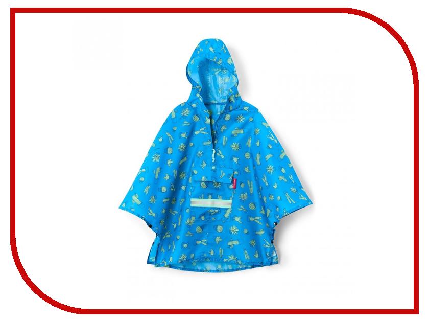 Влагозащитная одежда Reisenthel Mini Maxi Cactus Blue IG4049
