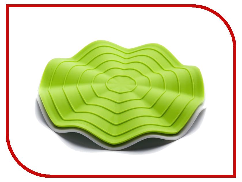 Кухонная принадлежность Fusionbrands Wave Green-White прихватка-подставка 8056-GR<br>