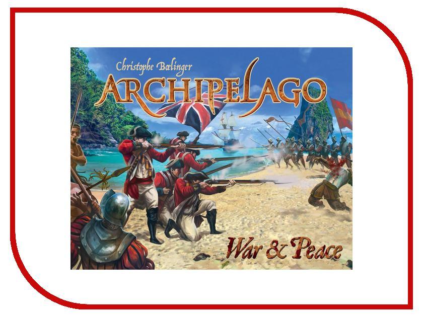 Настольная игра Asmodee Архипелаг Война и Мир ARCH03 настольная игра asmodee доббль