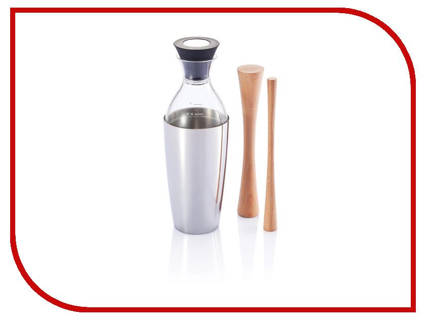 Кухонная принадлежность XD Design James - набор для приготовления коктейля P261.162<br>