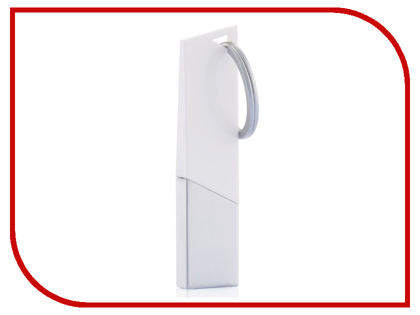 USB Flash Drive 4Gb - XD Design Stick White P300.813<br>