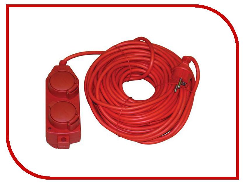 Сетевой фильтр Volsten SG 4x25-Zr 4 Sockets 25m Red 9375<br>