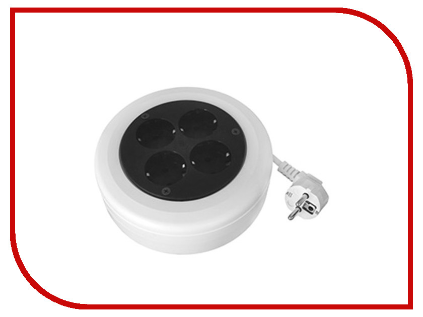 Удлинитель Volsten SR 4x5-ZR 4 Sockets 5m УХз10-104 12435