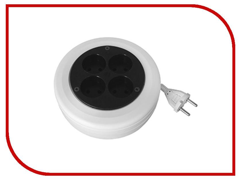 Сетевой фильтр Volsten SR 4x5-R 4 Sockets 5m УХ10-104 12431