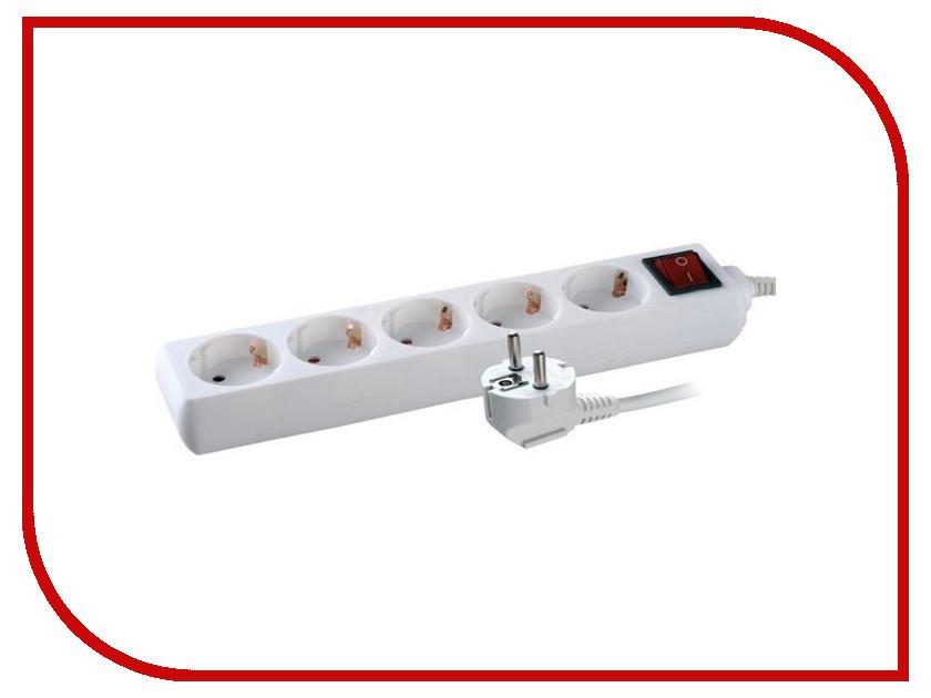 Сетевой фильтр Volsten S 5x3-ZDV 5 Sockets 3m 9331