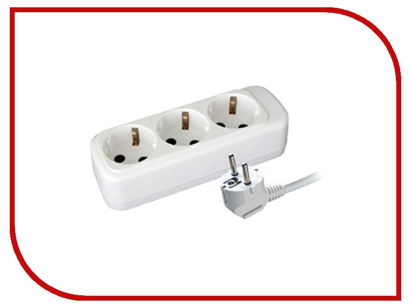 Сетевой фильтр Volsten SR 3x3-Z 3 Sockets 3m УХз10-103 12426<br>