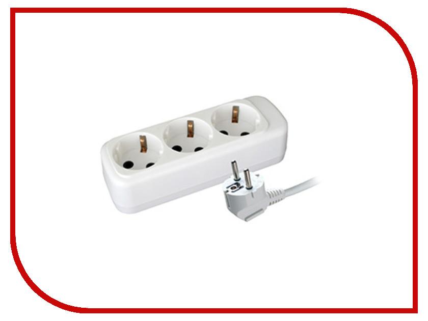 Сетевой фильтр Volsten SR 3x1.5-Z 3 Sockets 1.5m УХз10-103 12424