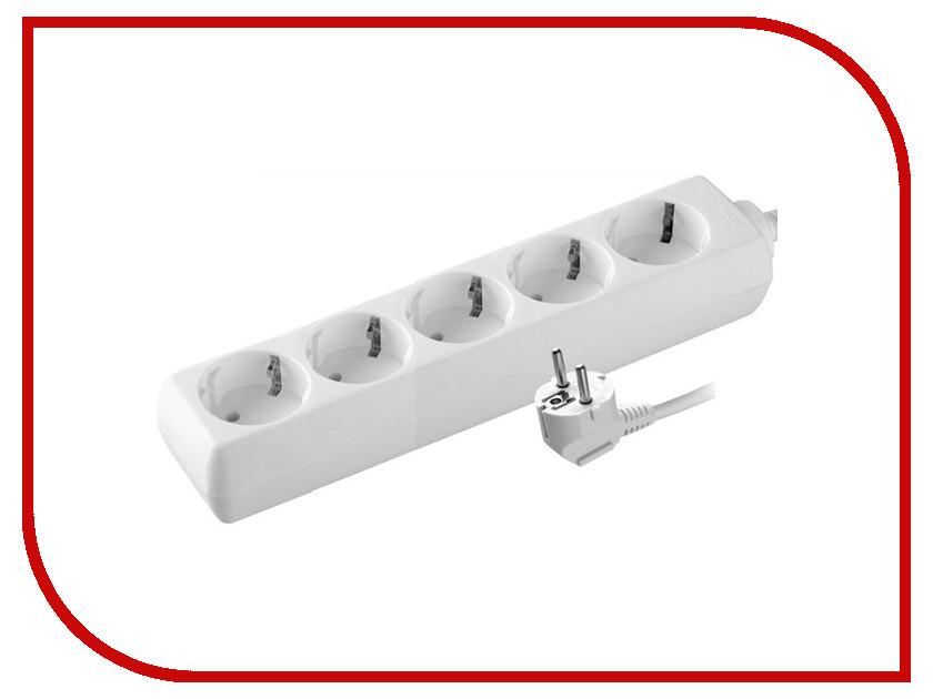 Удлинитель Volsten S 5x3-Z 5 Sockets 3m 9319  электрический удлинитель с заземлением volsten s 6x3 z 9322