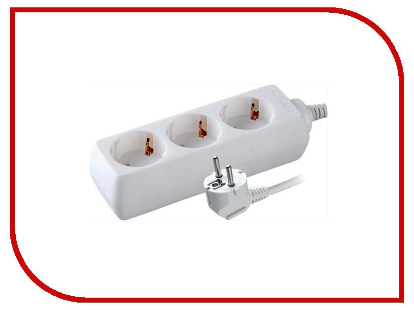 Сетевой фильтр Volsten S 3x1.5-Z 3 Sockets 1.5m 9311