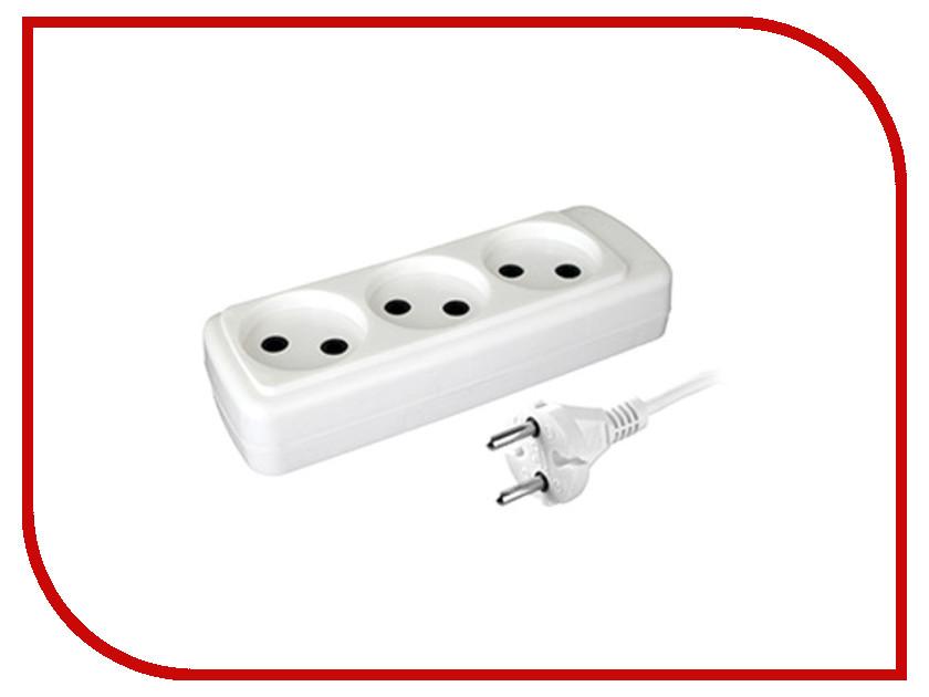 Удлинитель Volsten SR 3x5 3 Sockets 5m УХ6-103 12423