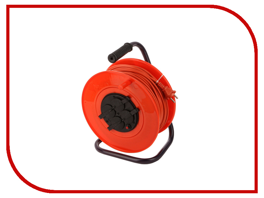 Удлинитель Volsten SKR 4x50x1 4 Sockets 50m УХ10-004 12438