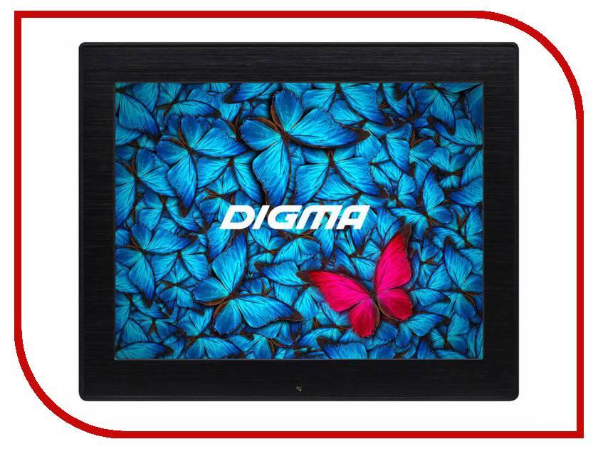 Цифровая фоторамка Digma PF-86M цифровая фоторамка digma pf 733 black