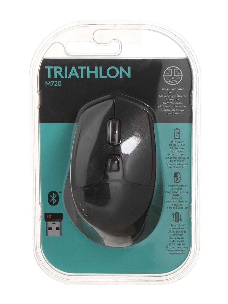 Мышь Logitech M720 Triathlon 910-004791