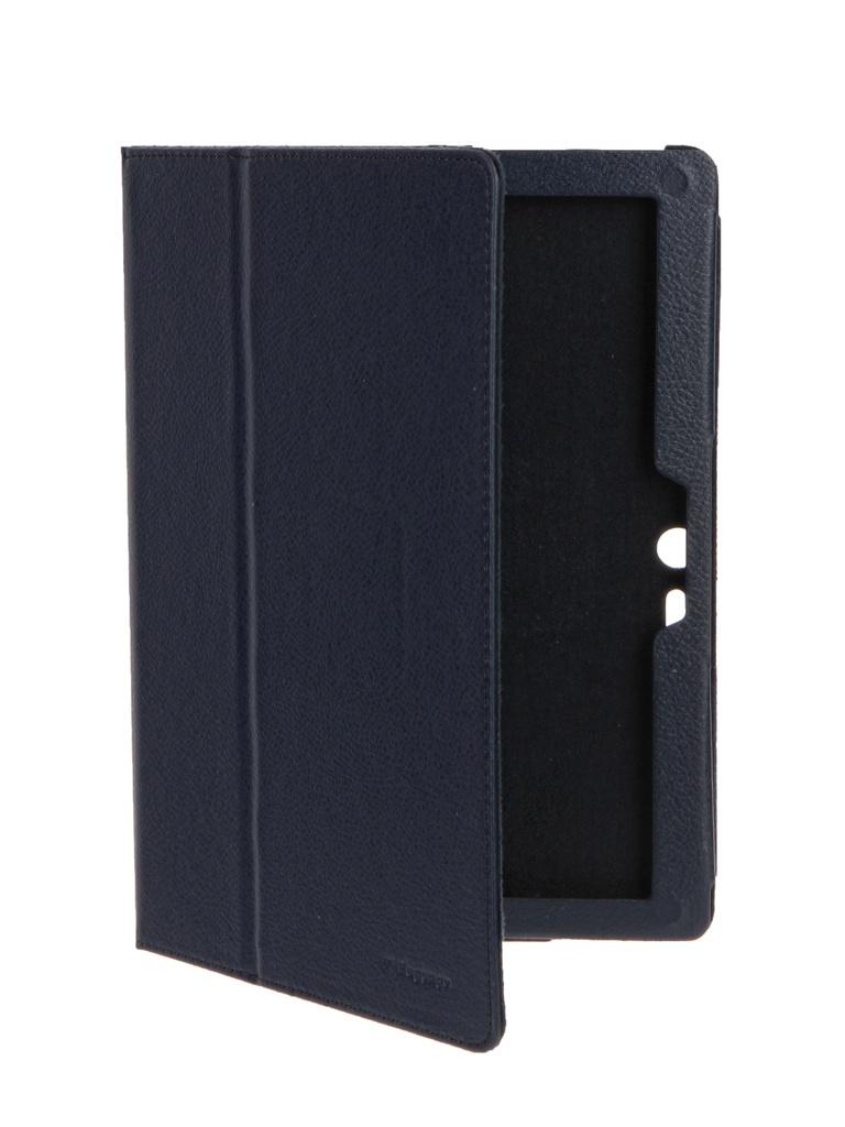 Аксессуар Чехол для Lenovo Idea Tab 3 10.0 Business X70F / X70L IT Baggage Blue ITLN3A102-4 чехол для планшета it baggage поворотный для lenovo tab 3 10 business x70f x70l