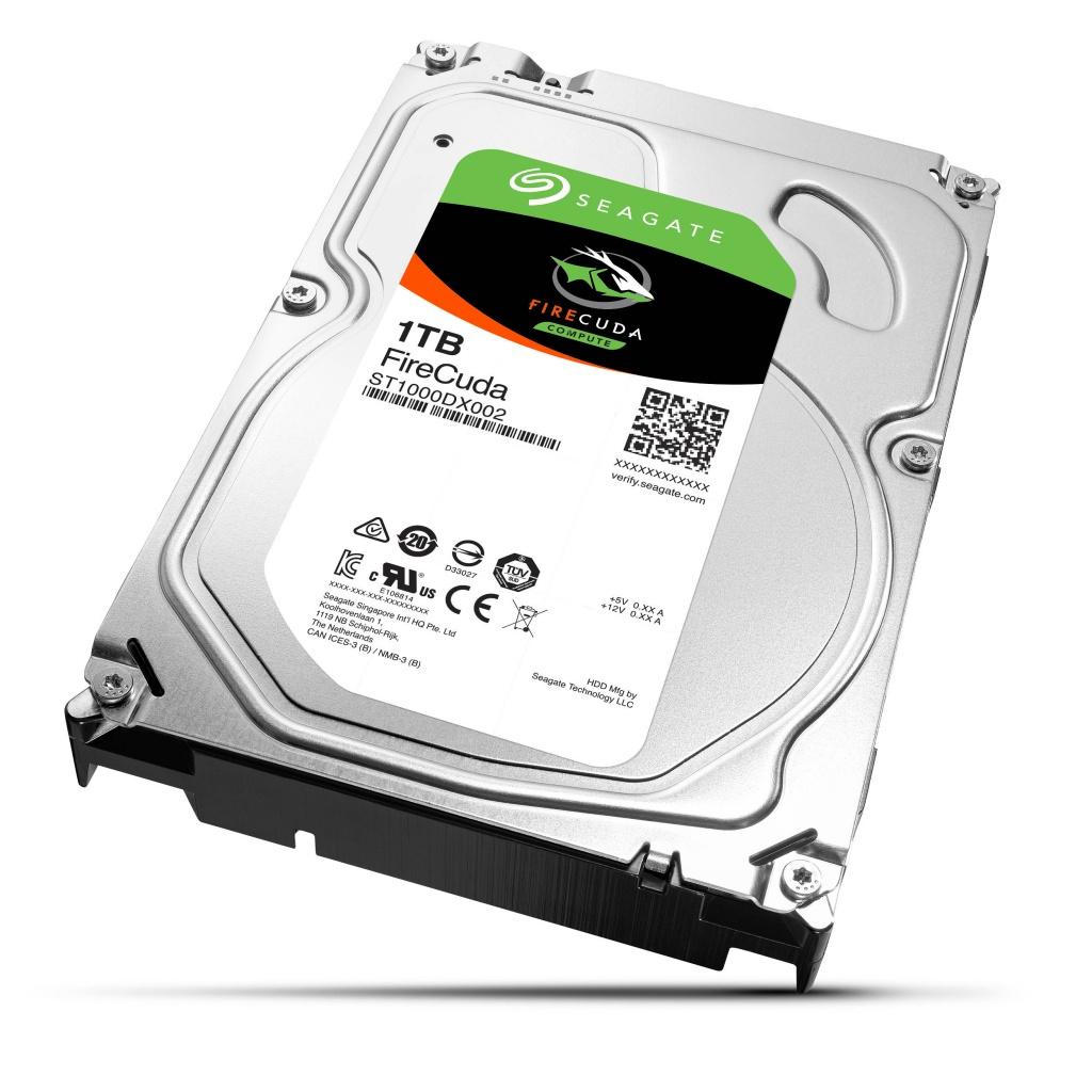 цена на Жесткий диск Seagate FireCuda SSHD 1Tb ST1000DX002