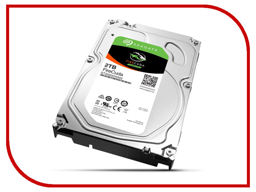 Жесткий диск 2Tb - Seagate FireCuda SSHD ST2000DX002 french connection french connection 279164559