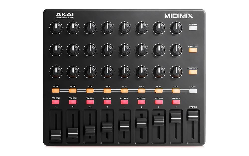 MIDI-контроллер AKAI pro Midimix стоимость