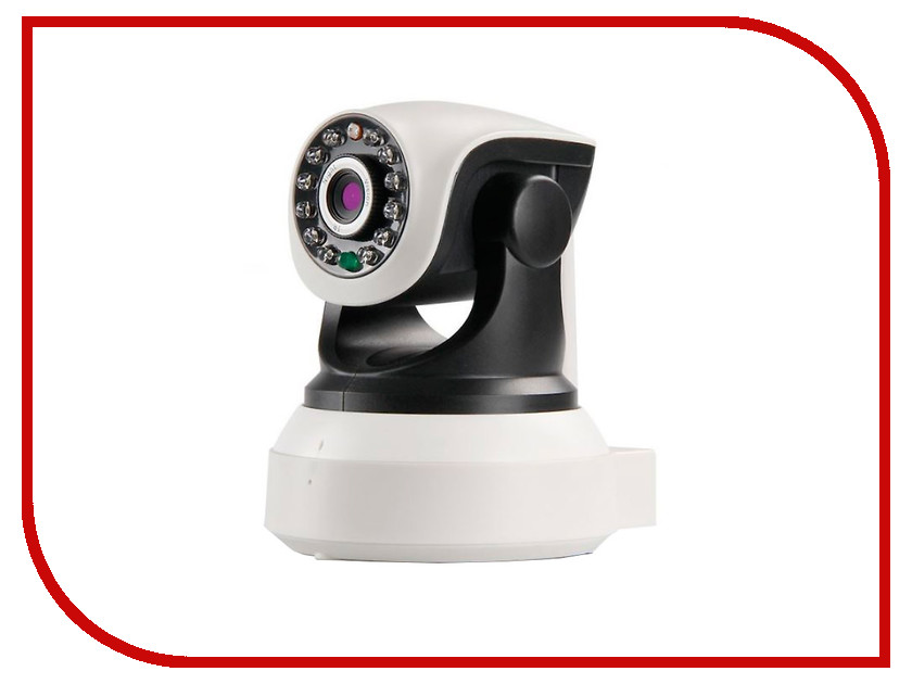 IP камера Orient NCL-02-720P Wi-Fi 720p ip camera wi fi wireless home security camera surveillance wifi ip camera day night vision cctv automatic alarm hiseeu fh2a
