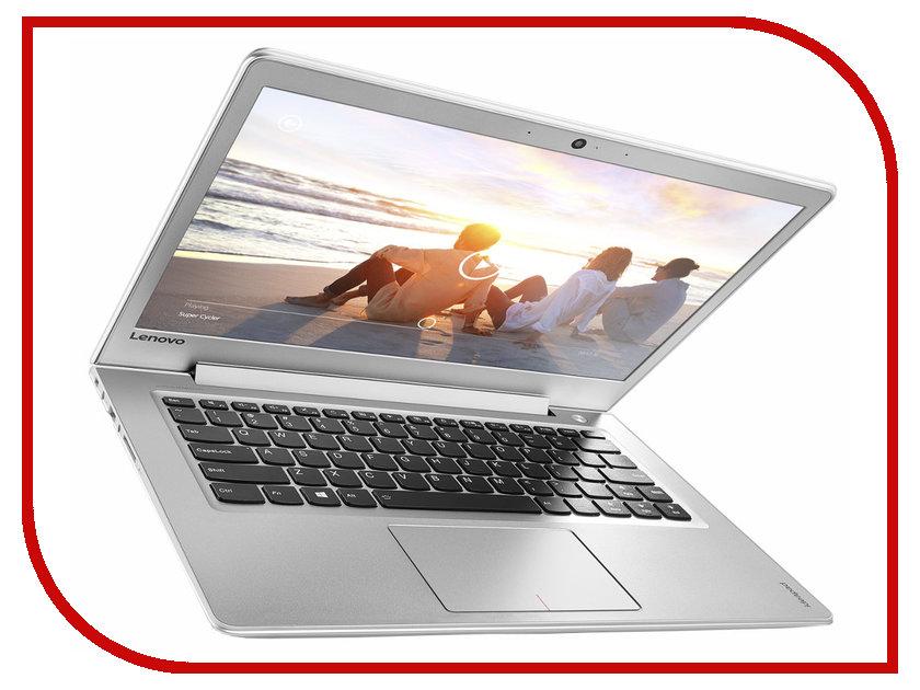 Ноутбук Lenovo IdeaPad 510S-14ISK White 80TK0067RK Intel Core i5-6200U 2.3 GHz/4096Mb/256Gb/Intel HD Graphics/Wi-Fi/Bluetooth/Cam/14.0/1920x1080/Windows 10<br>