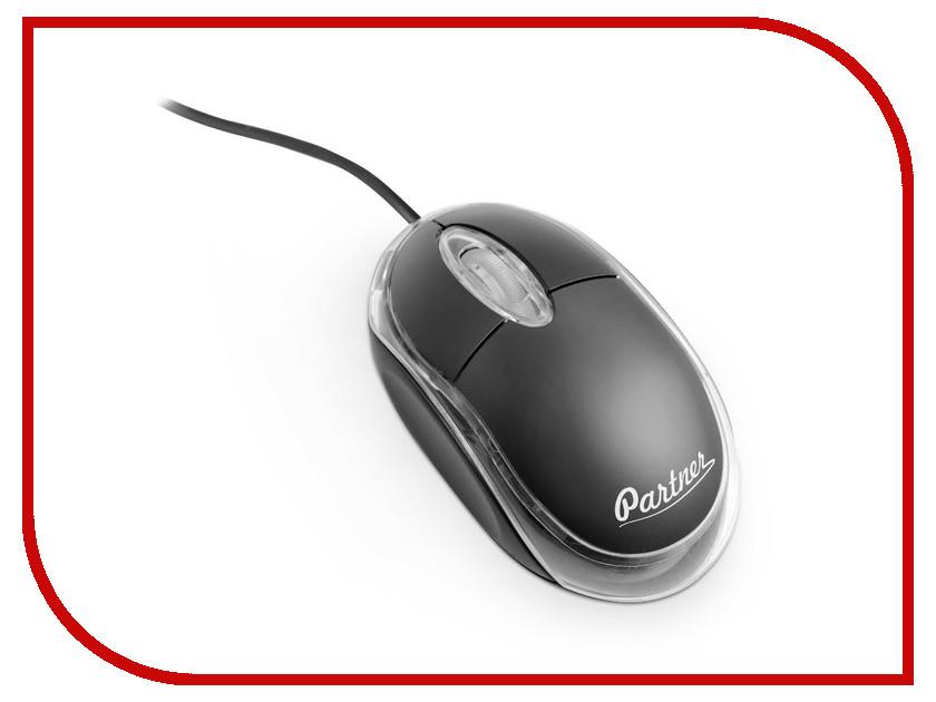 Мышь Partner Precise CM-010 Black ПР036167