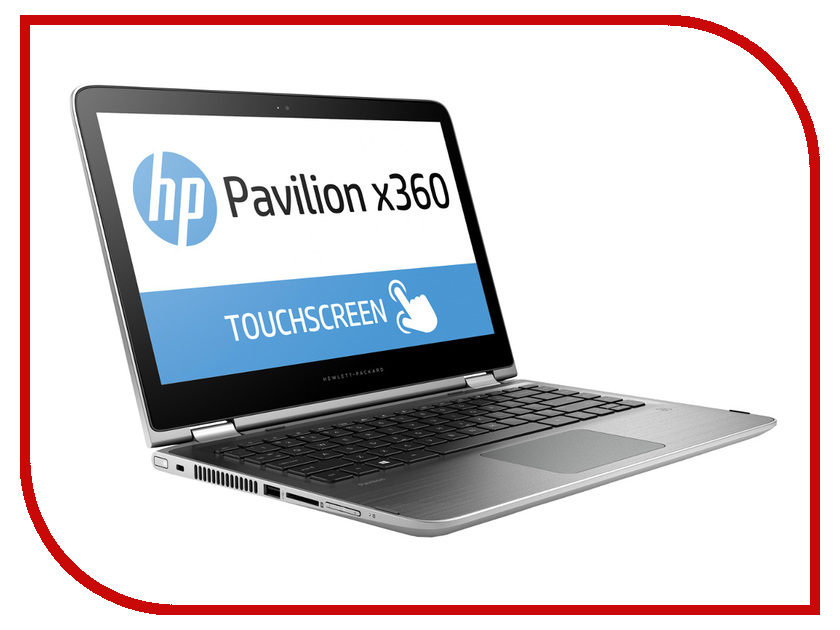 Ноутбук HP Pavilion 15x360 15-bk004ur X0M81EA Intel Pentium 4405U 2.1 GHz/6144Mb/500Gb/No ODD/Intel HD Graphics/Wi-Fi/Bluetooth/Cam/15.6/1366x768/Touchscreen/Windows 10 64-bit<br>