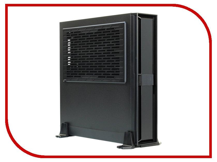 Корпус SilverStone Case Ss Milo ML08B Black SST-ML08B