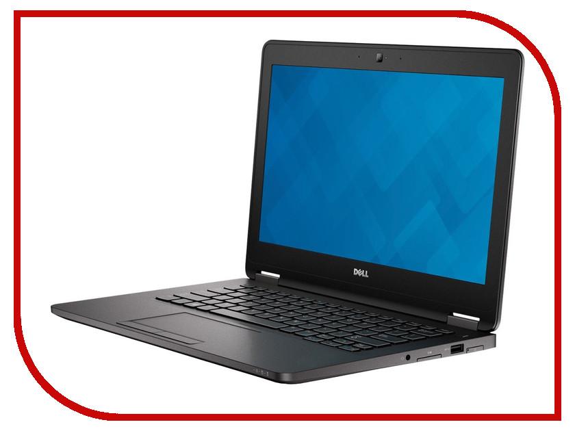 Ноутбук Dell Latitude E7270 7270-9723 Intel Core i5-6200U 2.3 GHz/8192Mb/512Gb SSD/No ODD/Intel HD Graphics/4G/3G/Wi-Fi/Bluetooth/Cam/12.5/1920x1080/Windows 7 64-bit<br>
