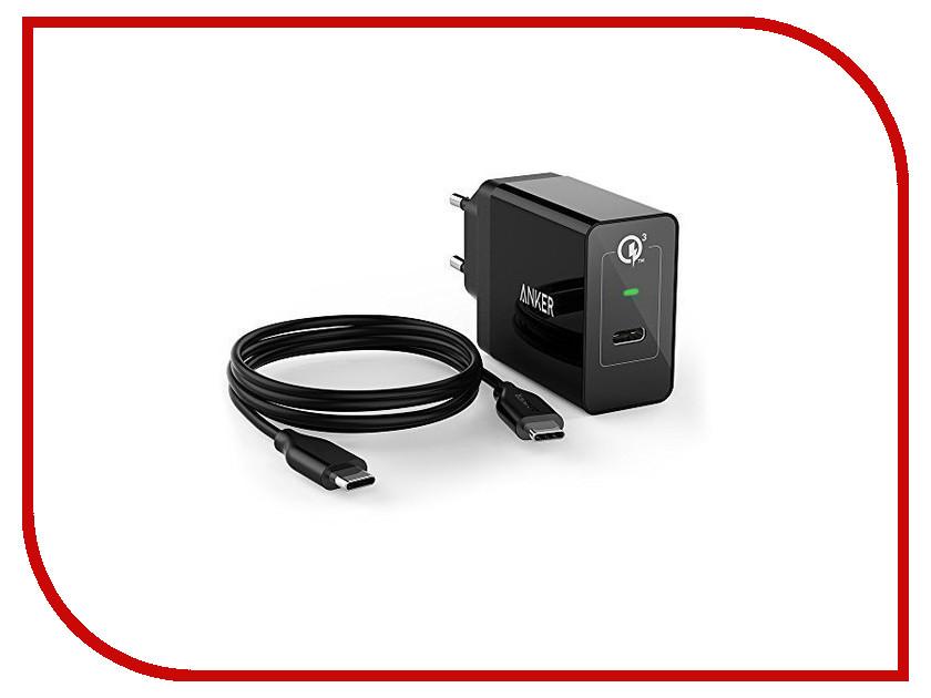Зарядное устройство Anker Powerport 1 24W USB-C A2012311<br>